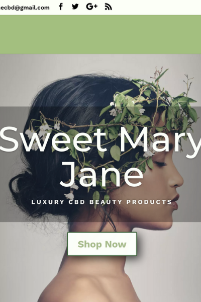 sweet mary jane website ipad